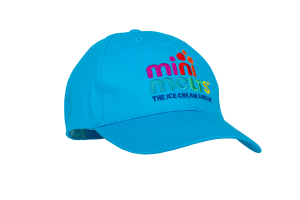 Mini Melts BASEBALL CAP niebieska
